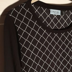 Cynthia Rowley designer top from Neiman Marcus
